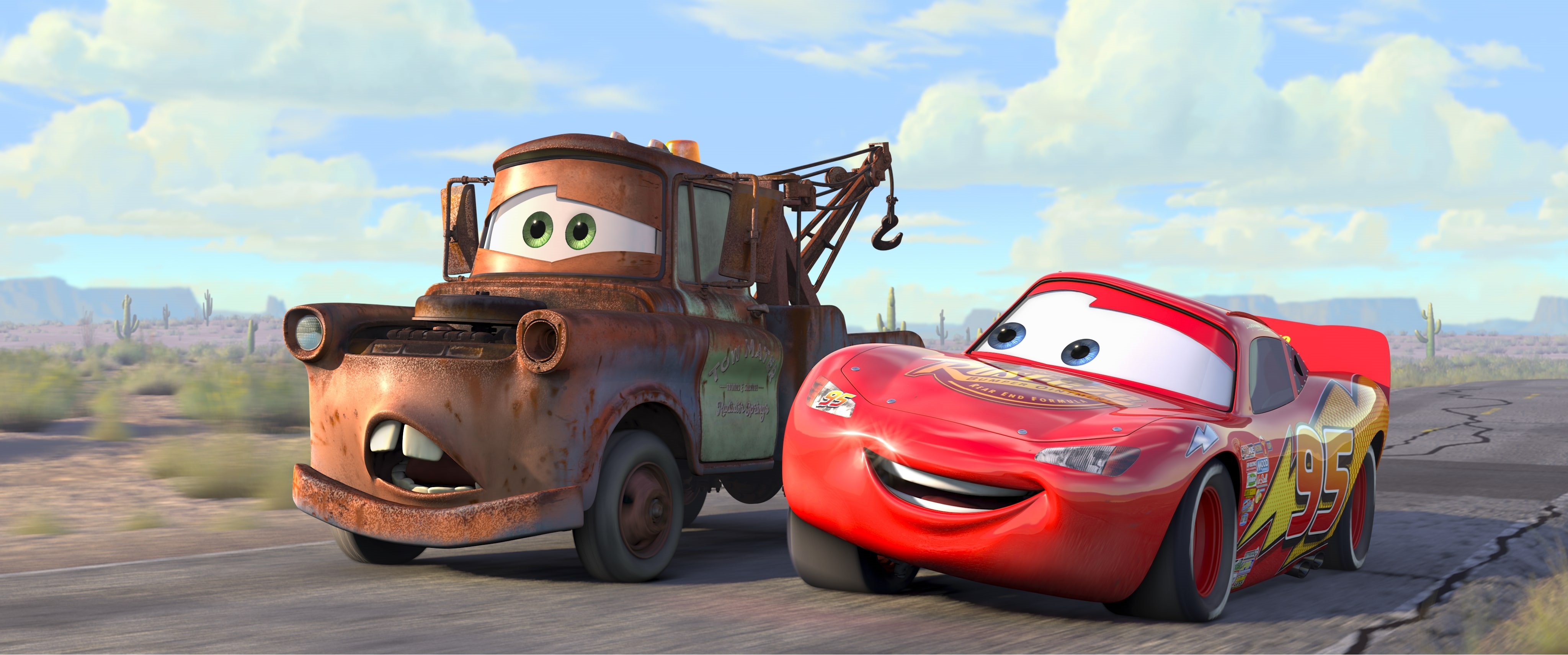 Disney Pixar S Cars Movie On Route 66 Route Magazine